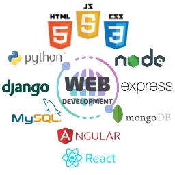 Web Development - 256x256